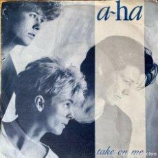 Discos de vinilo: A-HA TAKE ON ME. Lote 251471215