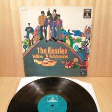 Discos de vinilo: THE BEATLES. SUBMARINO AMARILLO.. Lote 251476765