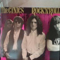 Disques de vinyle: THE CYNICS 1990 GET HIP SKYCLAD RECORDS. Lote 251499760