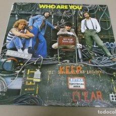 Discos de vinilo: THE WHO (LP) WHO ARE YOU AÑO 1978. Lote 251501320