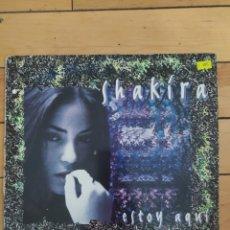 Discos de vinilo: MAXI-SINGLE SHAKIRA. Lote 251519545