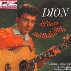 Discos de vinilo: DION * LP HQ VIRGIN VINYL 180G REMASTERED * LOVERS WHO WANDER * LTD PRECINTADO. Lote 251525775