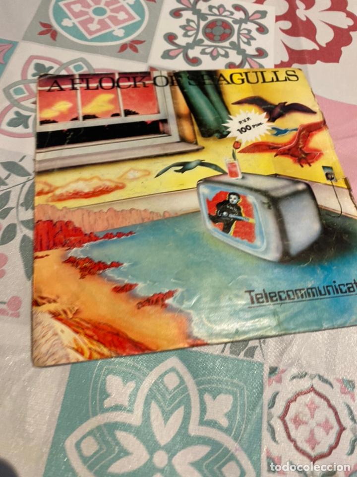 Discos de vinilo: Súper lote de 75 discos vinilos de música antiguos. Rock . Pop .. ver fotos - Foto 3 - 251530205