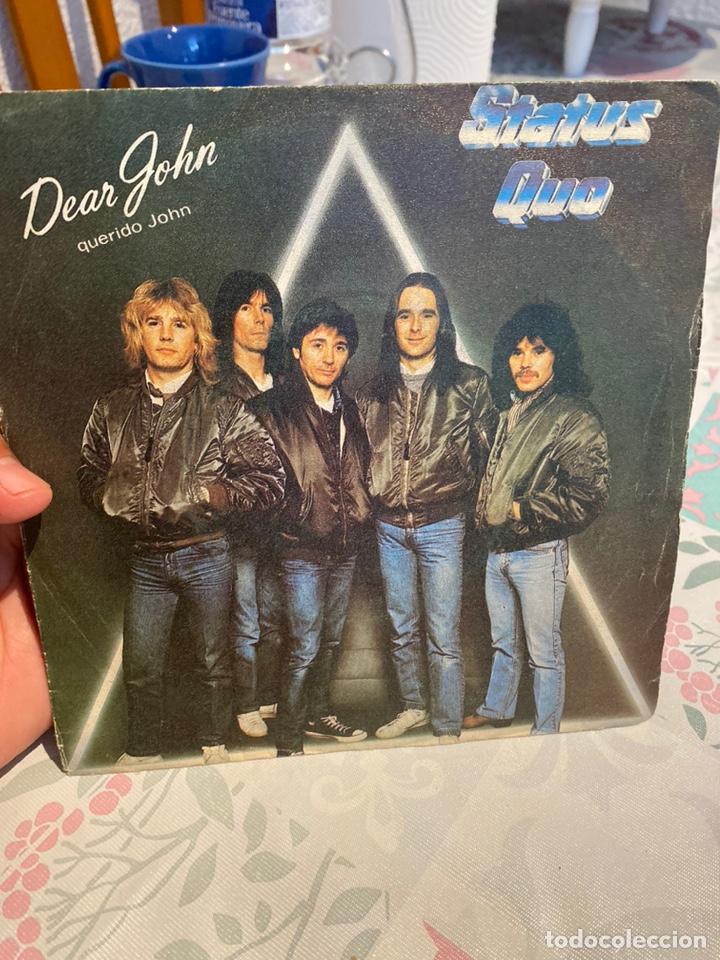 Discos de vinilo: Súper lote de 75 discos vinilos de música antiguos. Rock . Pop .. ver fotos - Foto 4 - 251530205
