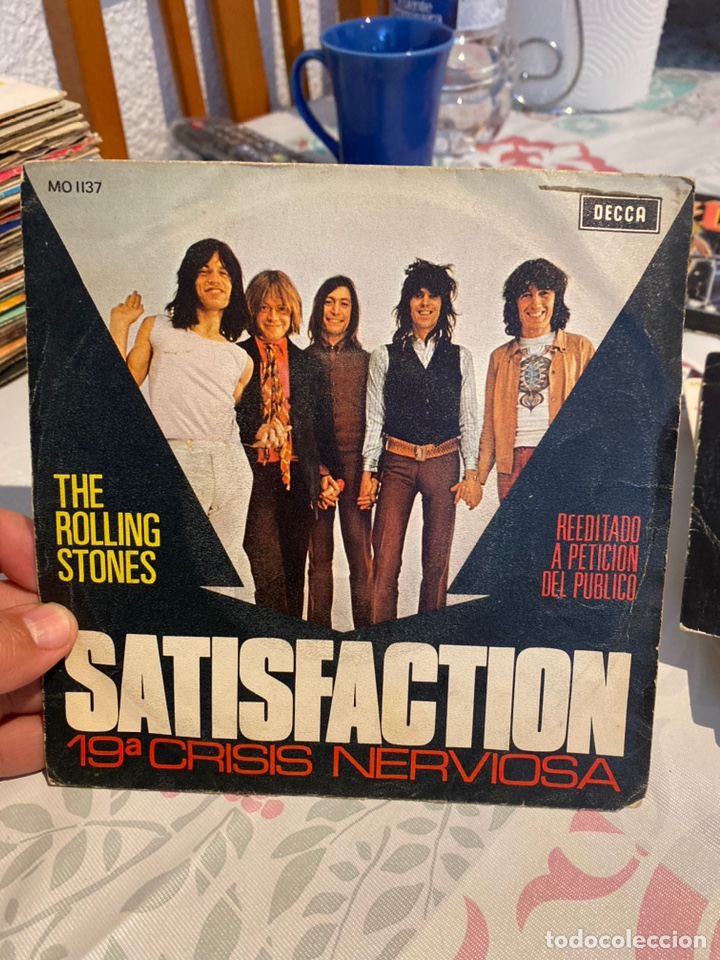 Discos de vinilo: Súper lote de 75 discos vinilos de música antiguos. Rock . Pop .. ver fotos - Foto 19 - 251530205