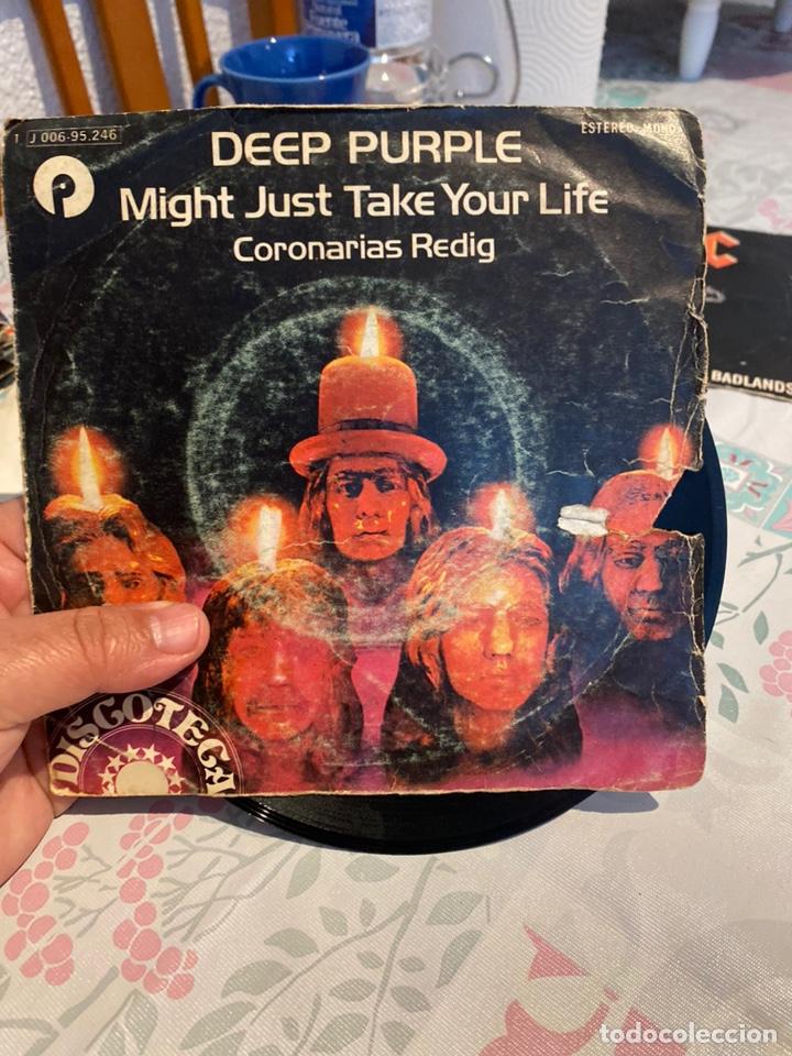Discos de vinilo: Súper lote de 75 discos vinilos de música antiguos. Rock . Pop .. ver fotos - Foto 24 - 251530205