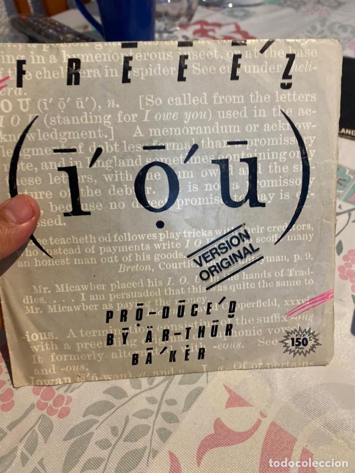 Discos de vinilo: Súper lote de 75 discos vinilos de música antiguos. Rock . Pop .. ver fotos - Foto 53 - 251530205
