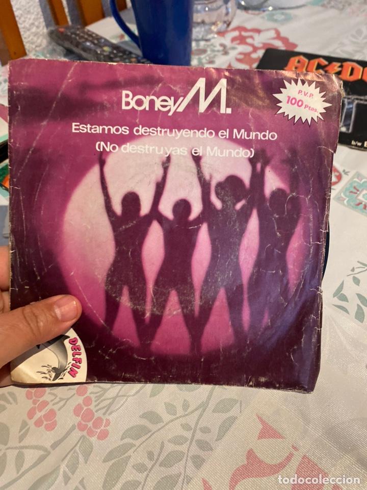 Discos de vinilo: Súper lote de 75 discos vinilos de música antiguos. Rock . Pop .. ver fotos - Foto 60 - 251530205