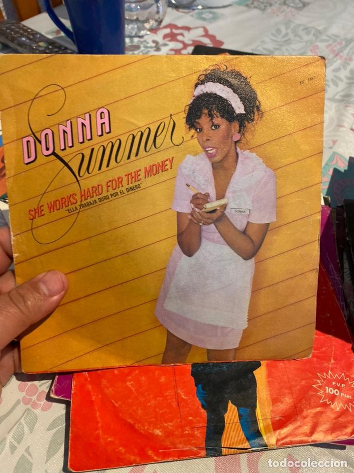Discos de vinilo: Súper lote de 75 discos vinilos de música antiguos. Rock . Pop .. ver fotos - Foto 68 - 251530205