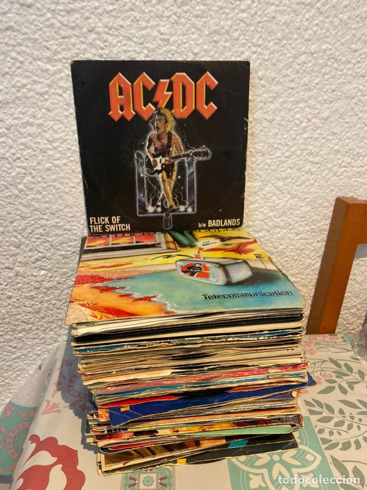 SÚPER LOTE DE 75 DISCOS VINILOS DE MÚSICA ANTIGUOS. ROCK . POP .. VER FOTOS (Música - Discos de Vinilo - Maxi Singles - Otros estilos)