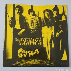 """Discos de vinilo: EP 12"""" THE CRAMPS - GOO GOO MUCK/+3. Lote 251539065"""