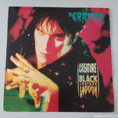 """Discos de vinilo: EP 12"""" THE CRAMPS - CREATURE FROM THE BLACK LEATHER LAGOON/+2 (UK - ENIGMA - 1990). Lote 251540620"""