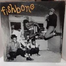 "Discos de vinilo: FISHBONE -FISHBONE- (1985) EP 12"". Lote 251615375"