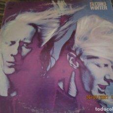 Discos de vinilo: JOHNNY WINTER - SECOND WINTER DOBLE LP - ORIGINAL U.S.A. - COLUMBIA 1969 GATEFOLD COVER. Lote 251630220