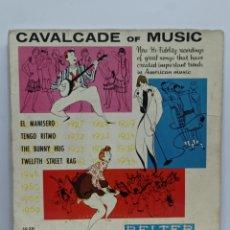 Disques de vinyle: PAUL WHITEMAN, EL MANISEO +3 (BELTER 1960). Lote 251678875
