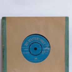 Disques de vinyle: CHARLIE PARKER QUARTET,KIM/COSMIC RAYS (HIS MASTER'S VOICE,GR.BRITAIN) SINGLE. Lote 251682320