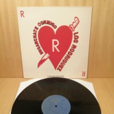 Discos de vinilo: LOS RODRÍGUEZ. ENGANCHATE CONMIGO. MAXI 45 RPM.. Lote 251684525