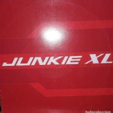 """Discos de vinilo: SINGLE 12"""" - JUNKIE XL """"B Y WJOP TO THE Y // SIYNCHO (2001). Lote 251690400"""