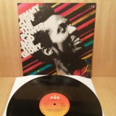 Discos de vinilo: JIMMY CLIFF. THE POWER AND THE GLORY.. Lote 251692335