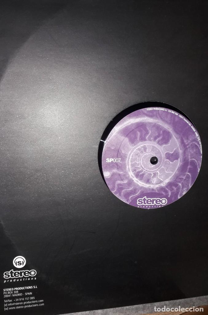 "Discos de vinilo: MAXI SINGLE 12"" - PAPACHA ""BENIMUSSA"" (Tribal House 2002) - Foto 2 - 251699780"