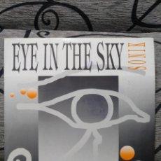 Discos de vinilo: SONIK - EYE IN THE SKY. Lote 251722470