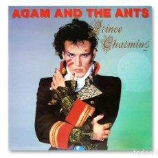 Discos de vinilo: ADAM AND THE ANTS - PRINCE CHARMING - CBS - 1981. Lote 251779620