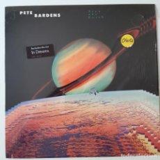Dischi in vinile: PETE BARDENS- SEEN ONE EARTH - USA LP 1987 + ENCARTE- CAMEL - VINILO COMO NUEVO.. Lote 251828965