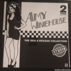 Discos de vinilo: AMY WINEHOUSE THE SKA & REGGAE COLLECTION STUDIO LP. Lote 251834720