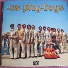 Disques de vinyle: LP - LOS PLAY BOYS - MISMO TITULO (SPAIN, GRAMUSIC 1974). Lote 251867995