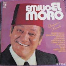 Disques de vinyle: LP - EMILIO EL MORO - DEDICADO A LUCECITA (SPAIN, DISCOPHON 1975). Lote 251868265