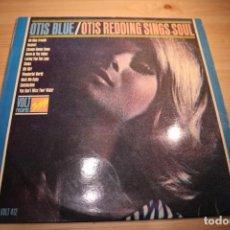 Dischi in vinile: OTIS REDDING – OTIS BLUE / OTIS REDDING SINGS SOUL. Lote 251894490