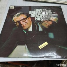 "Discos de vinilo: LP JAZZ DAVE BRUBECK - "" DAVE BRUBECK'S GREATEST HITS "" LP 1970 SPAIN. Lote 251907980"