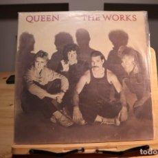 Disques de vinyle: QUEEN – THE WORKS. Lote 251919670