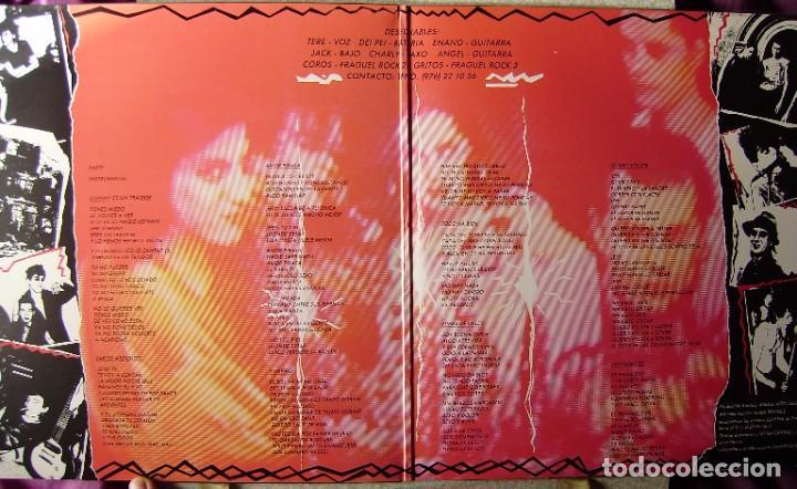 Discos de vinilo: DESECHABLES.AMOR PIRATA...NUEVO SIN PRECINTAR...BESTIAL - Foto 3 - 251937875