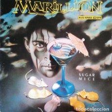 Discos de vinilo: MARILLION - SUGAR MICE - MAXI SINGLE DE VINILO EDICION ESPAÑOLA #. Lote 251948550