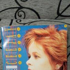 Discos de vinilo: CEEJAY - HES SO DIVINE. Lote 251952255