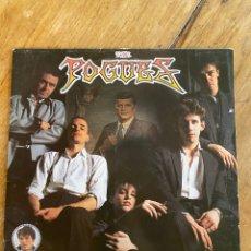Discos de vinilo: VINILO LP THE POGUES RED ROSES FOR ME/ FRANCIA 1984- OTT10008. Lote 251952370