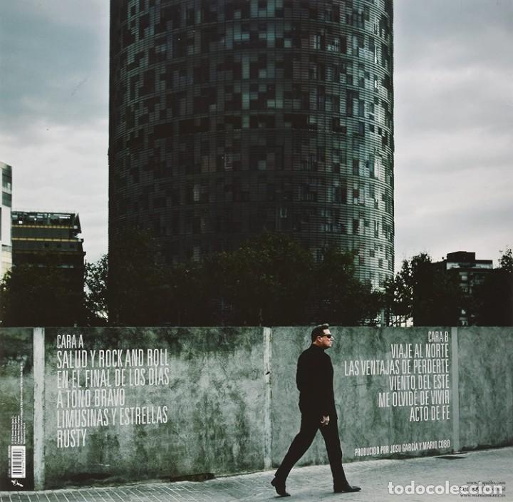 Discos de vinilo: LOQUILLO * VINILO 180g + CD * VIENTO DEL ESTE * PRECINTADO - Foto 12 - 267909394