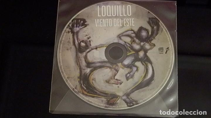 Discos de vinilo: LOQUILLO * VINILO 180g + CD * VIENTO DEL ESTE * PRECINTADO - Foto 5 - 267909394