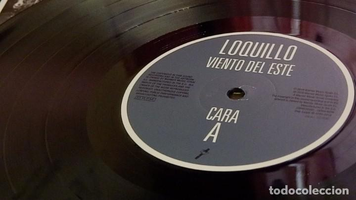 Discos de vinilo: LOQUILLO * VINILO 180g + CD * VIENTO DEL ESTE * PRECINTADO - Foto 2 - 267909394