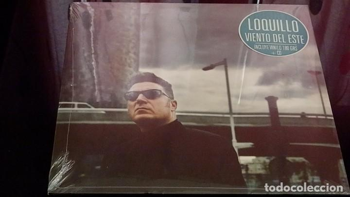 Discos de vinilo: LOQUILLO * VINILO 180g + CD * VIENTO DEL ESTE * PRECINTADO - Foto 11 - 267909394