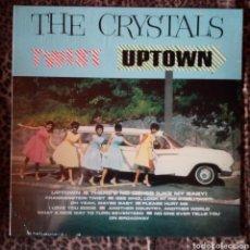 Discos de vinilo: THE CRYSTALS - TWIST UPTOWN - LP PRECINTADO. Lote 252011630