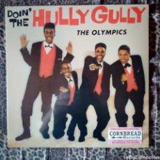 Discos de vinilo: THE OLYMPICS - DOIN' THE HULLY GULLY - LP PRECINTADO. Lote 252012635