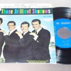 Discos de vinilo: THE SHADOWS -- MARY ANNE & CHU - CHI & LITTLE PRINCESS +1 -- VERY GOOD PLUS ( VG+ ). Lote 252062820