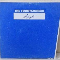 Discos de vinilo: THE FOUNTAINHEAD - ANGEL MAXI DAME - 1992. Lote 252100685