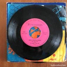 Discos de vinilo: ORFEÓN INFANTIL DE ESPAÑA - FUM, FUM, FUM - EP FUNDADOR 1972. Lote 252121375