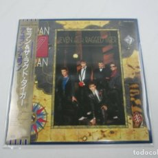 Discos de vinilo: VINILO EDICIÓN JAPONESA DEL LP DE DURAN DURAN - SEVEN AND THE RAGGED TIGGER. Lote 252138820
