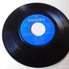 Discos de vinilo: MAGNIFICO SINGLE MIKE RIOS CON LOS RELAMPAGOS,DETEN LA NOCHE DEL 1962 SOLO DISCO. Lote 252149325