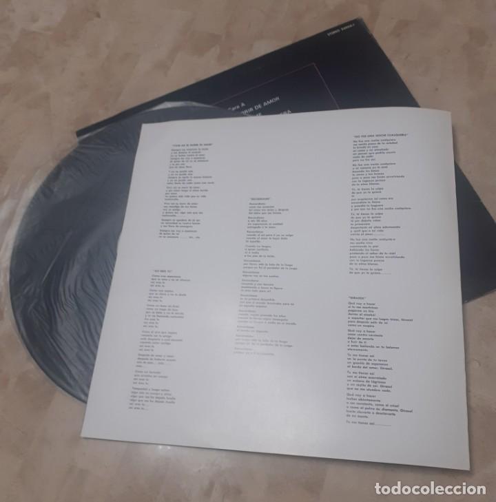 Discos de vinilo: LP de camilo Sesto Sentimientos - Foto 4 - 252149075