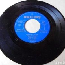 Discos de vinilo: SINGLE PEDRO ITURRALDE,NAVARRA SWING DEL 1962,SOLO SINGLE. Lote 252153860